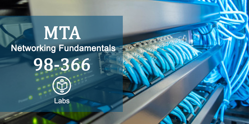 Learn MTA Networking Fundamentals - uCertify 98-366 Certification Guide