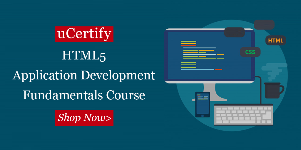 Prepare for the Microsoft MTA certification 98-375 exam with uCertify