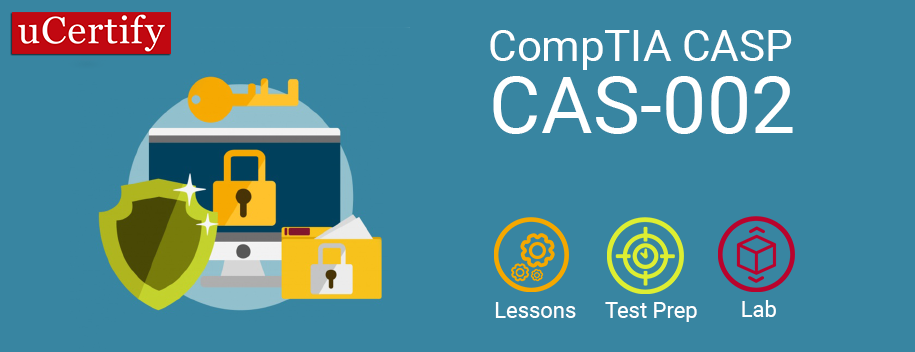 CAS-002-complete : CASP-Advanced Security Practitioner V2.0 (Course & Lab)