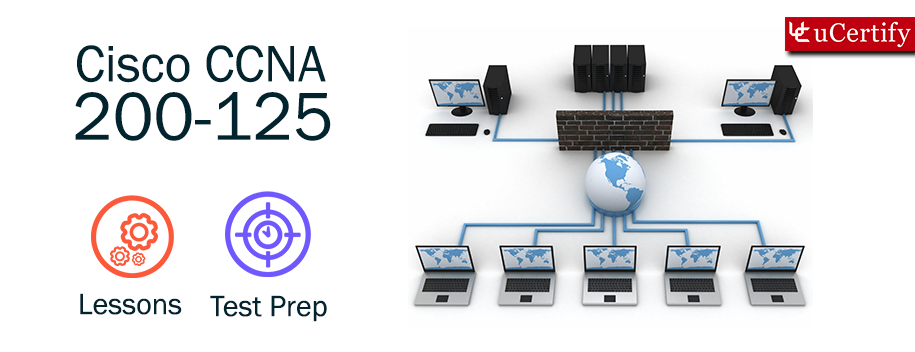 CCNA-200-125 : Cisco CCNA 200-125 Certified Network Associate