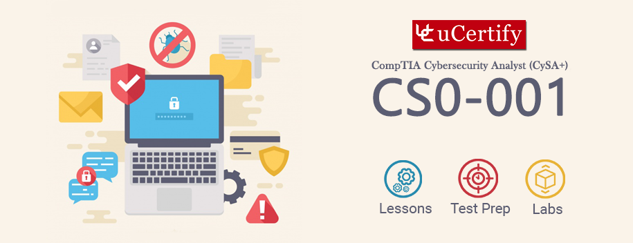 CS0-001-complete : CompTIA Cybersecurity Analyst  (CySA+)