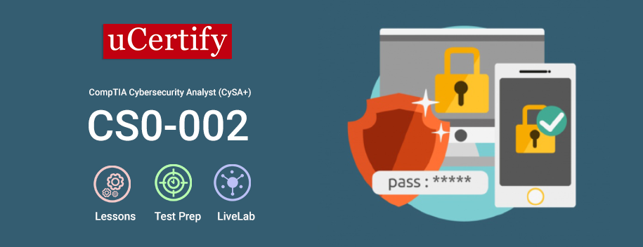 CS0-002.AE1 : CompTIA Cybersecurity Analyst (CySA+)