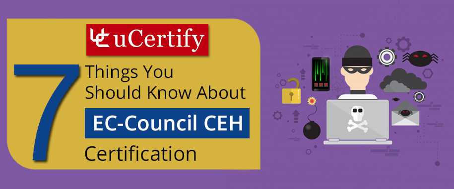 EC Council CEH - Certified Ethical Hacker Certification Guide -uCertify