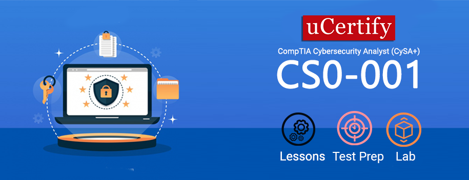 CySA-plus : CompTIA Cybersecurity Analyst (CySA+) Course & Labs