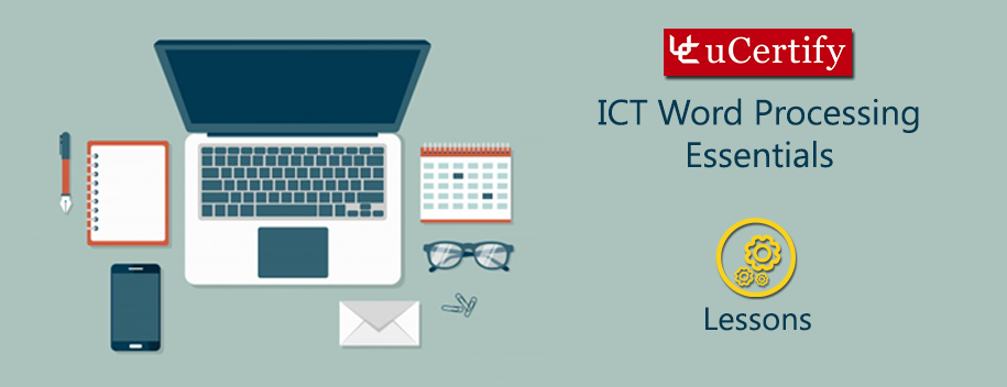 ICT-word-processing : ICT Word Processing Essentials