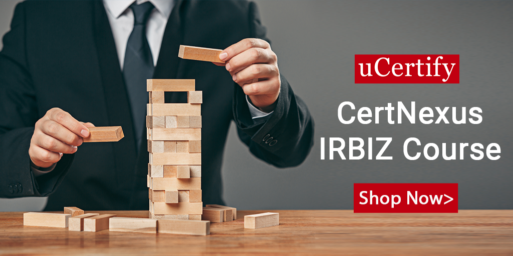 Prepare for the IRZ-110 exam with uCertify's IRBIZ Course