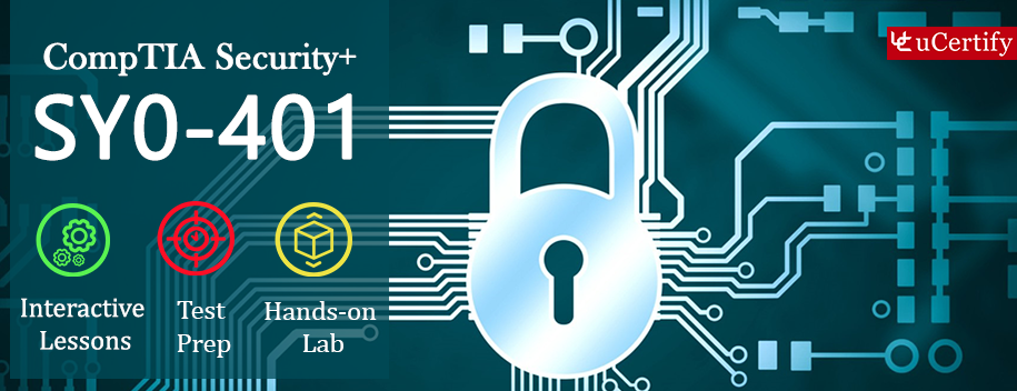 LO-SY0-401-complete : CompTIA Security  (Course & Labs)