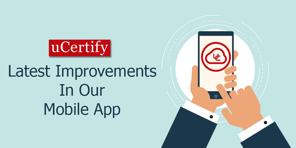 Check Out The Latest Improvements In Our Mobile App