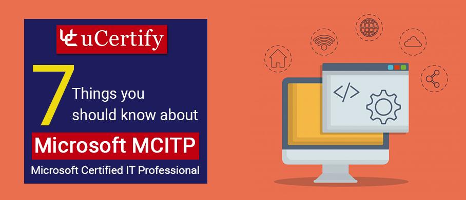 MCITP Certification Training Program -uCertify