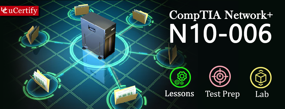 MHE-N10-006 : Mike Meyers' CompTIA Network+  Certification All In One Course for Exam N10-006  (Course & Labs)