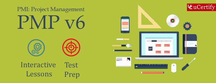 PMP-V6 : PMP: Project Management Professional v6