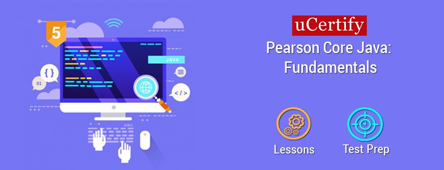 pearson-core-java : Pearson Core Java: Fundamentals