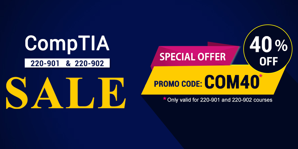 uCertify CompTIA Sale