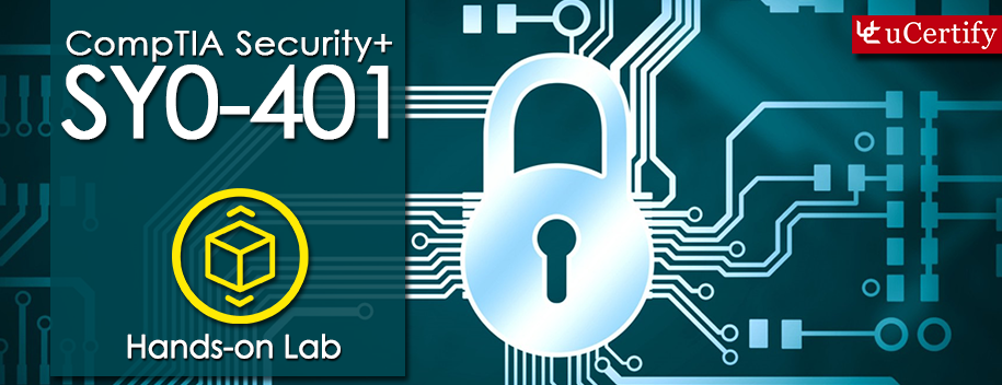 SY0-401-lab : CompTIA Security+ Lab SY0-401