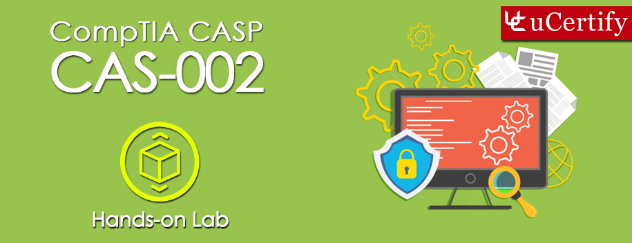 CAS-002-lab : CompTIA Advanced Security Practitioner Certification LABS