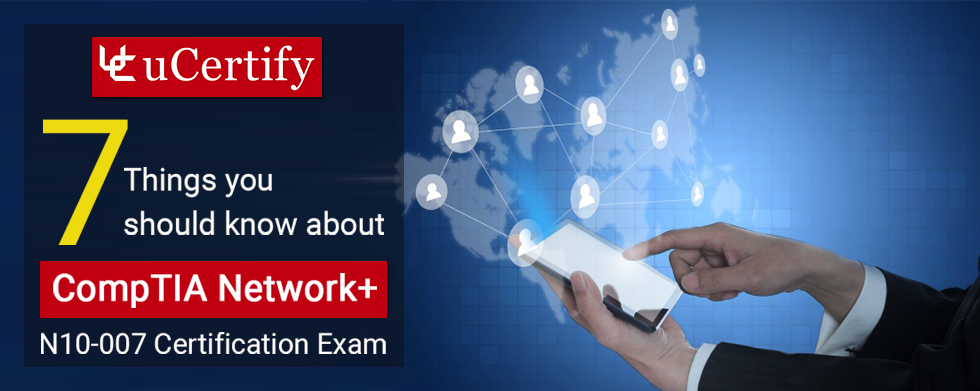 comptia network+ certification -ucertify