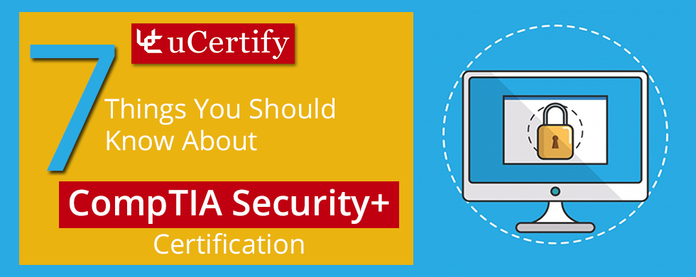 CompTIA Security+ Certification -uCertify