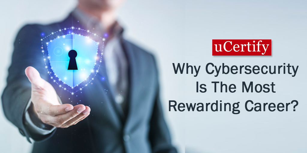 Why Cybersecurity Is The Most Rewarded Career?