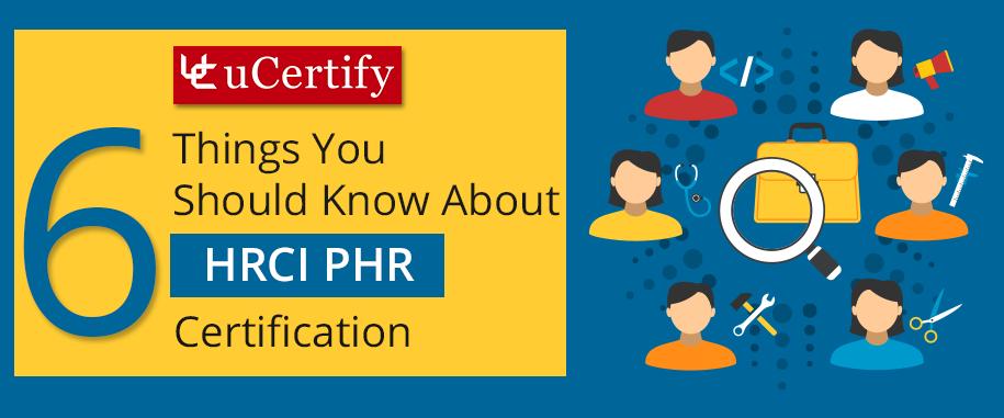 Hrci Phr Certification Ucertify