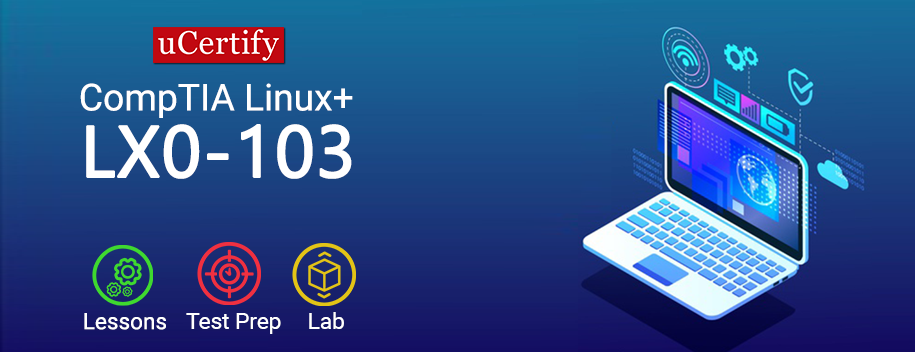 LX0-103-complete : Linux Powered by LPI - Exam 1 (Course & Lab)