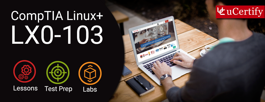 LX0-103-complete : Linux+ Powered by LPI - Exam 1 (Course & Lab)