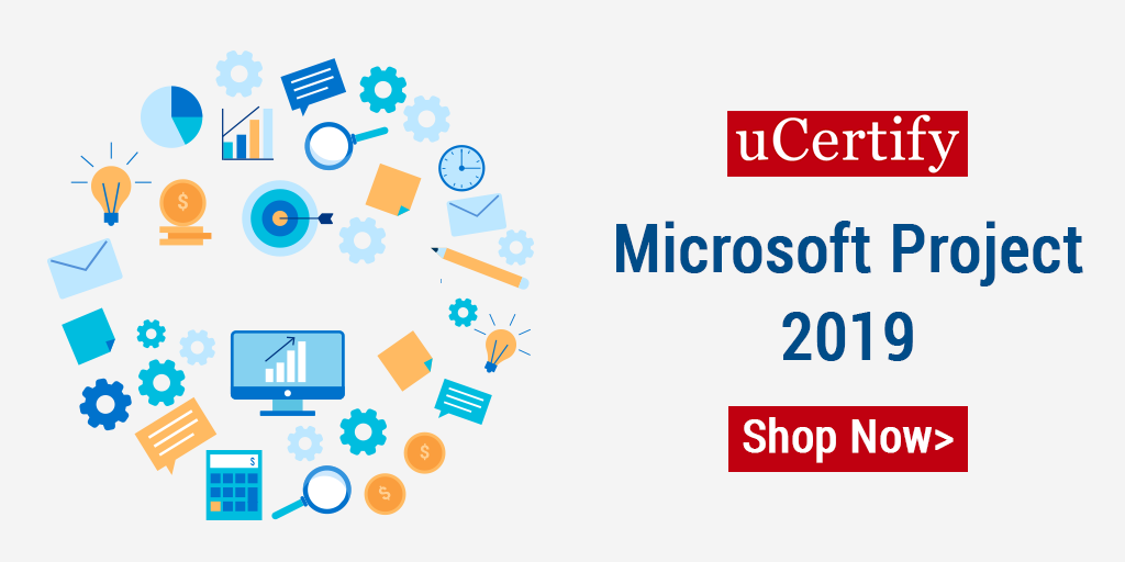 uCertify Introduces Microsoft Project 2019 Course