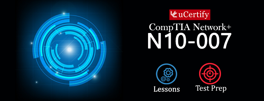 pearson-N10-007 : CompTIA Network+ N10-007 Cert Guide