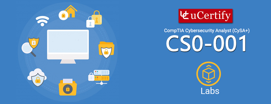 pearson-cysa-plus-lab : CompTIA Cybersecurity Analyst (CySA+) Labs (CySA+-Labs)