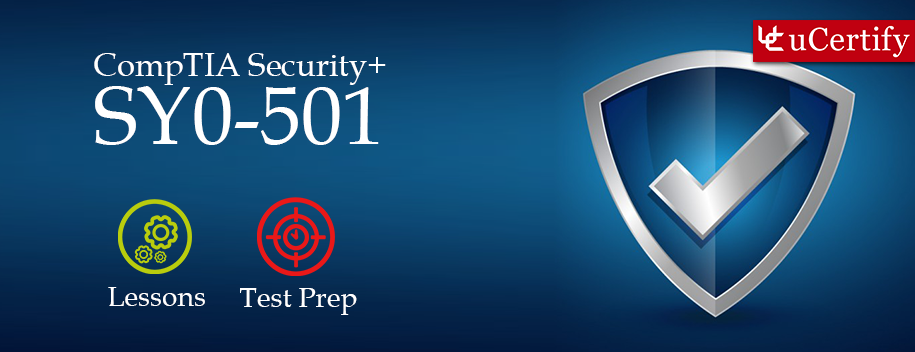 Pearson-SY0-501 : Pearson CompTIA Security+ SY0-501 Course (Pearson-SY0-501)