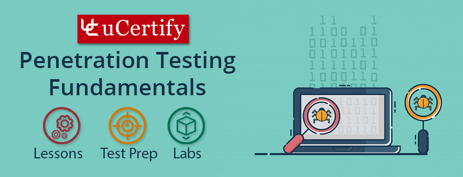 pearson-pentest-complete : Penetration Testing Fundamentals Pearson uCertify
