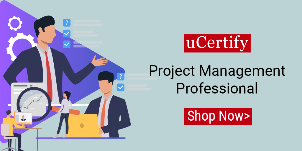 uCertify introduces the latest PMI PMP certification exam prep