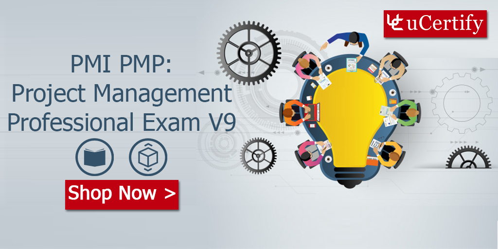 Check Out Our Latest Edition Of PMI PMP Certification uCertify Course