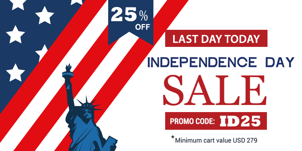 uCertify Independence Day Sale