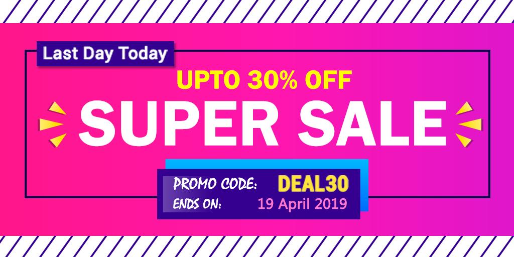 uCertify Super sale