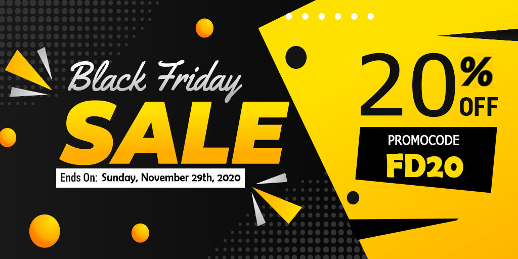 Grab the best deals at uCertify's Black Friday sale