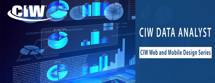 1D0-622 : CIW: Data Analyst