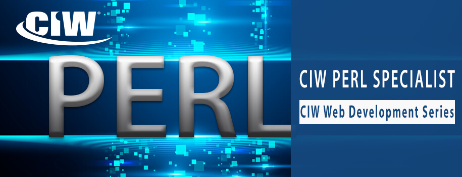 1D0-437 : CIW: Perl Specialist