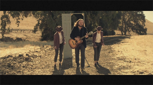 "Watch Jim James - ""A New Life"" (Music Video)"