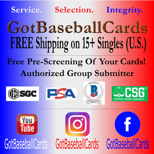 GotBaseballCards.com logo