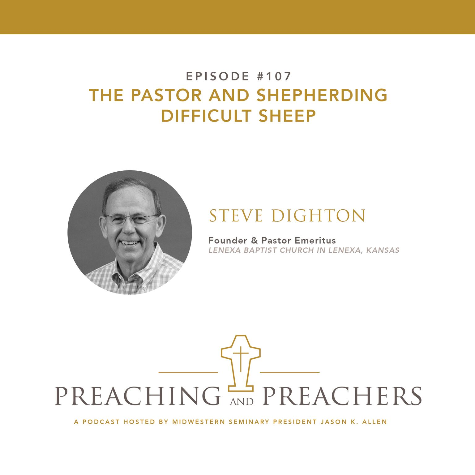 Sermon Feed My Sheep: Episode 107: The Pastor And Shepherding Difficult Sheep