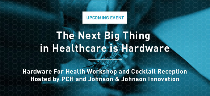 The next big thing in Healthcare is Hardware