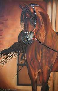 Egyptian_Arabian_Painting