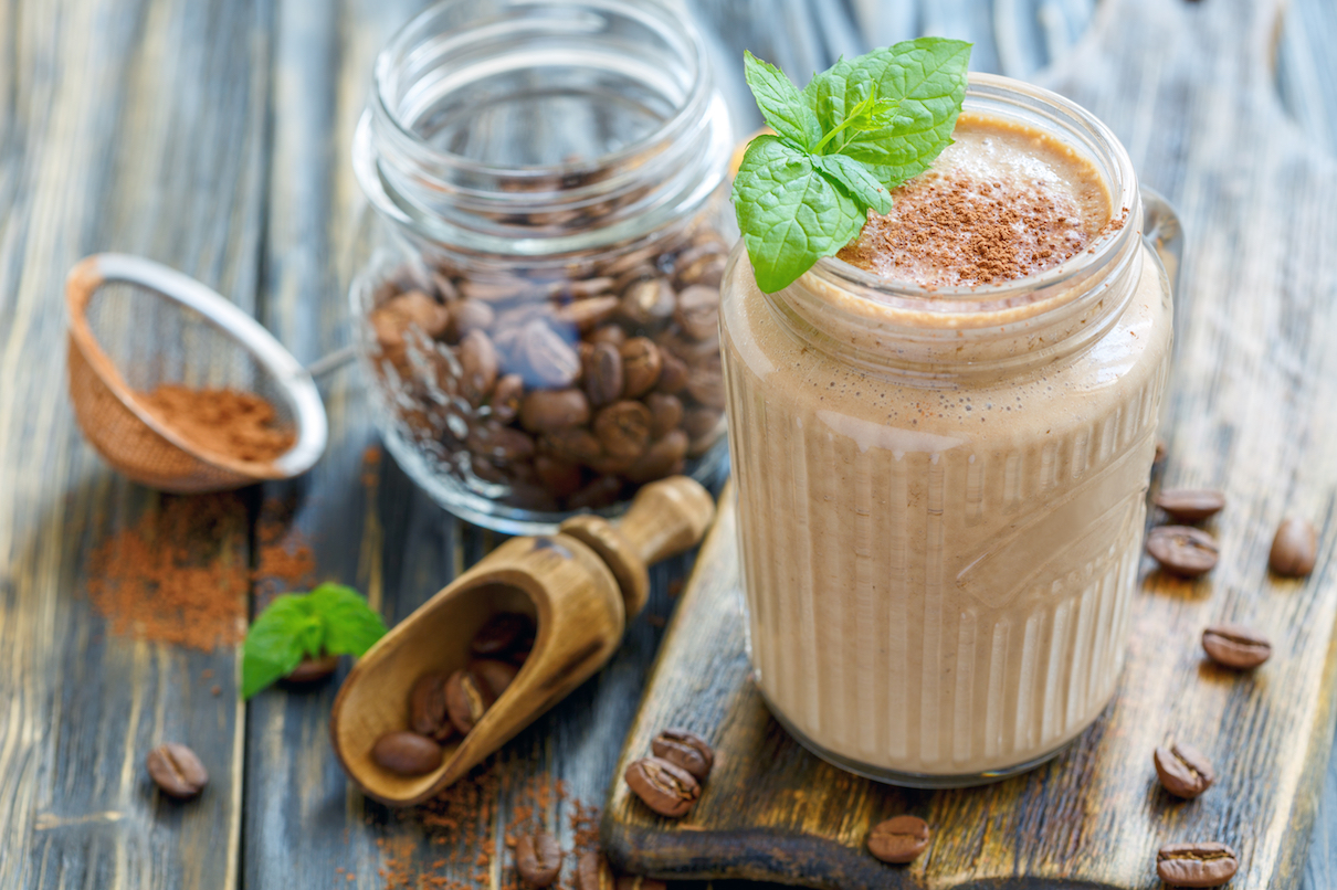 Pick Me Up Coffee Smoothie