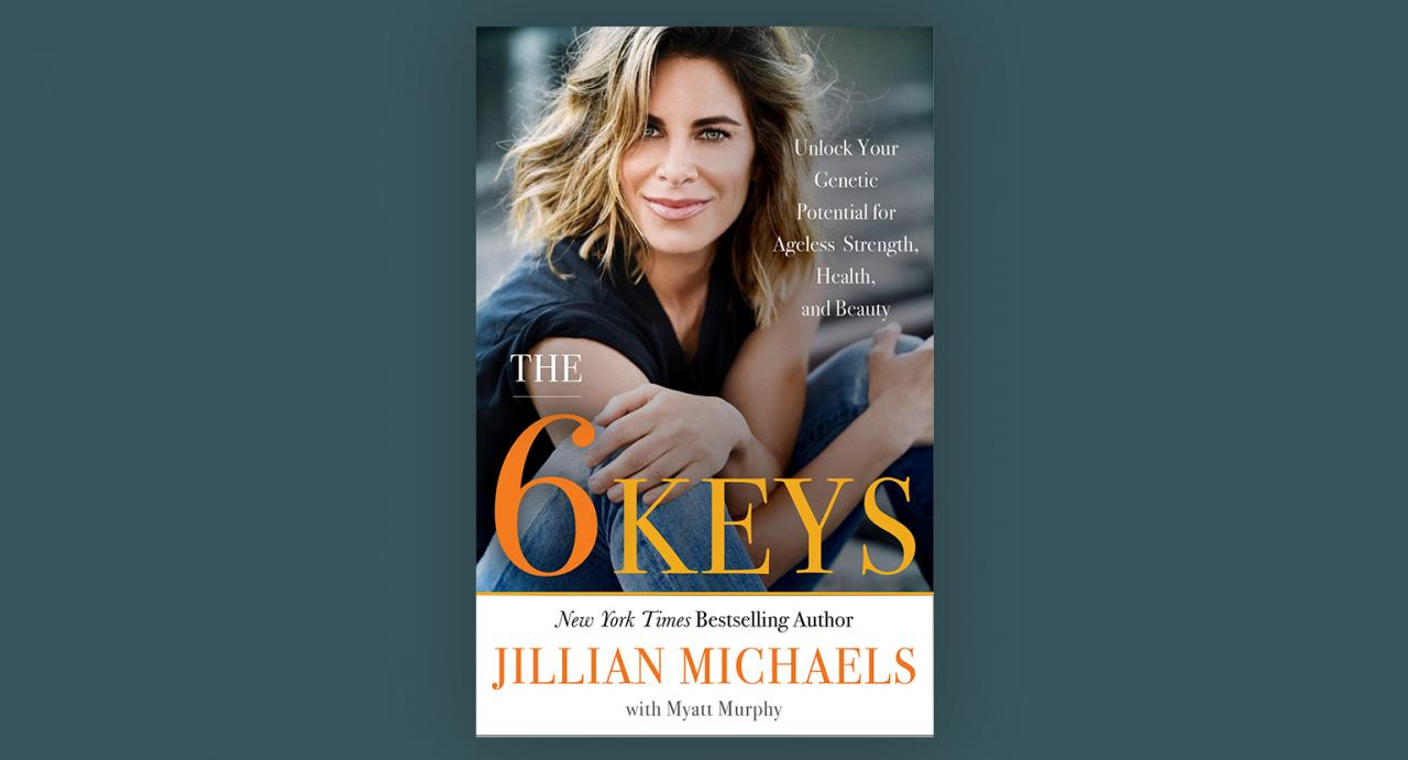 Jillian Michaels 6 Keys