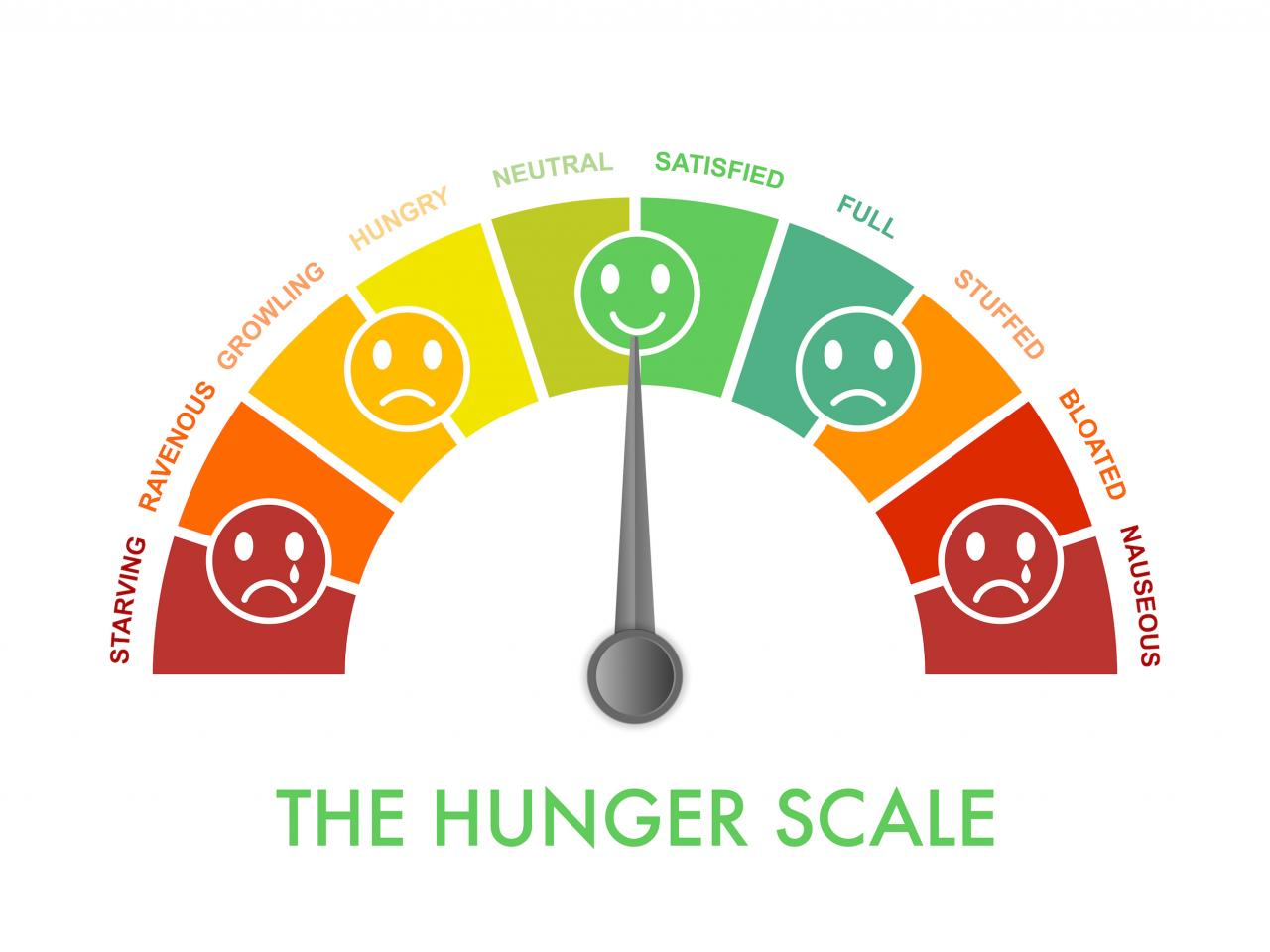 Six Science Based Ways to Reduce Hunger and Appetite