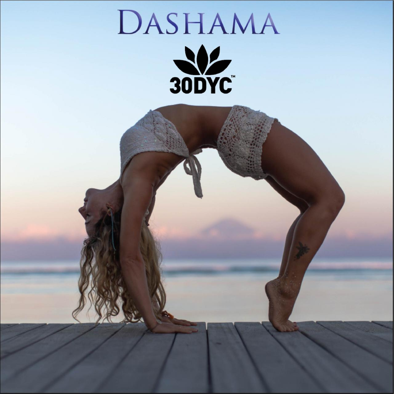 Dashama 30 Day Yoga Challenge