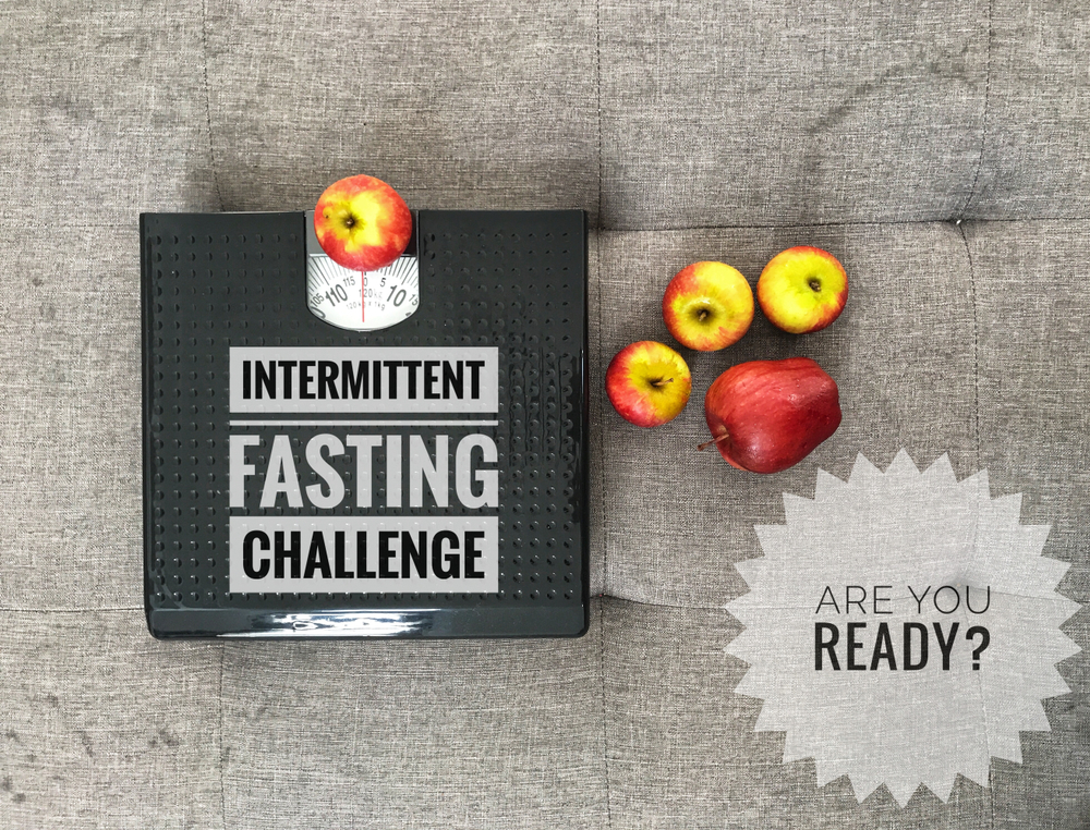 30 Day Intermittent Fasting Challenge