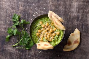 Green Goddess Hummus image