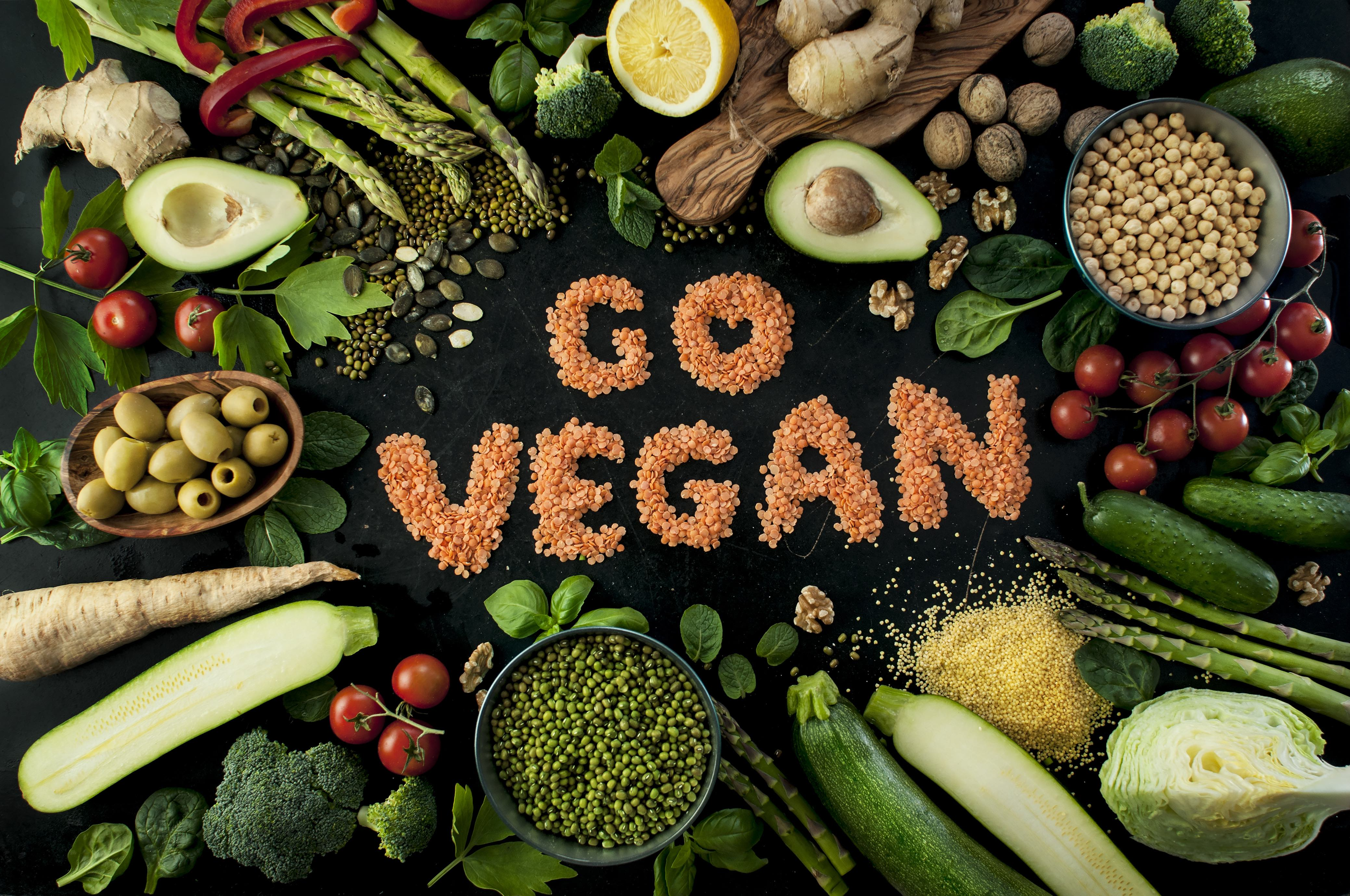Going Vegan - What You Should Know