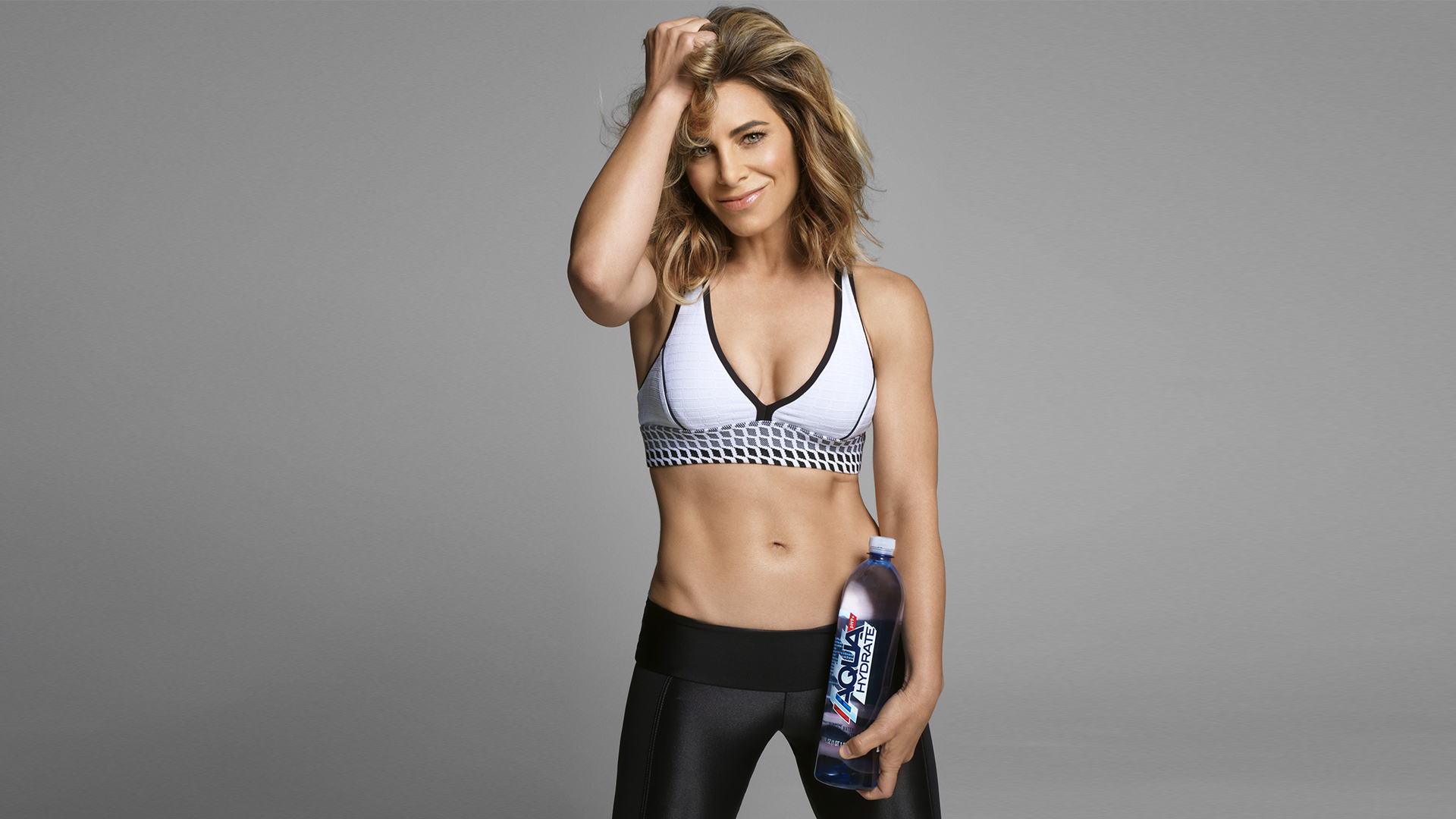 Jillian Michaels was born on February 18 1974 in Los Angeles California USA as Jillian Leigh McKarus She is an actress and producer known for The